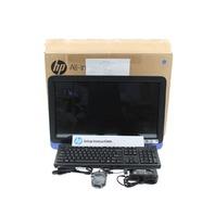 """HP 22-3142 1.8GHZ 8GB 1TB 21.5"""" ALL-IN-ONE DESKTOP PC WIN 10 HOME T3Z44AA BLACK"""