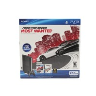 SONY PS3 SLIM 250GB NEED FOR SPEED/BURNOUT PARADISE BUNDLE CECH-4001B P27445845L