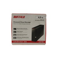 BUFFALO LINKSTATION 210 SINGLE-DRIVE 4TB NETWORK STORAGE LS210D0401