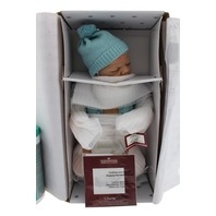 THE ASHTON-DRAKE GALLERIES 03-00004-001 CHARLIE LIFELIKE BABY DOLL 03-00004-001