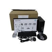 "HP SLIMLINE 2.2GHZ 12GB 1TB WIN 10 HOME DESKTOP PC 22"" LCD 260-P047CB V8Q17AA AB"