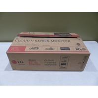 "LG CLOUD V SERIES 23"" LCD MONITOR 23CAV42K-BL"