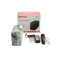 BUFFALO LINKSTATION 220 2-DRIVE 8TB NETWORK STORAGE I63OHOWAK3106