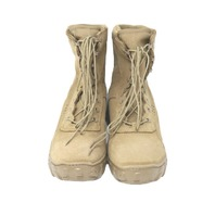 ROCKY S2V RKC050 TACTICAL MILITARY COYOTE BROWN BOOTS SZ 10W