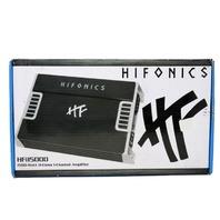 HIFONICS HFI 1500D CAR MONO CLASS D SUBWOOFER AMPLIFIER