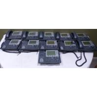 LOT OF 11* CISCO 7961 IP PHONES W/ 6 HANDSETS