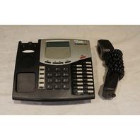 INTER-TEL INTERTEL AXXESS 8622 550.8622 2-LINE IP DISPLAY PHONE WITH HANDSET