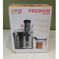 DASH 4 CUP PREMIUM JUICER JB001CM