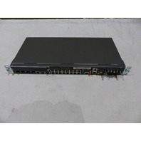 ALCATEL LUCENT SERVICE AGGREGATION ROUTER 3HE05051AB7705 SAR-M IPMSY10BRA AS IS