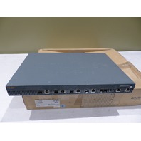 ARUBA NETWORKS MOBILITY CONTROLLER ARCN7205 7205-RW W/7205-MCC1 ACRN 7205-RW