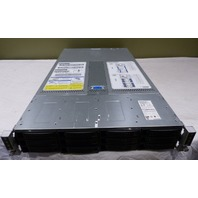 INTEL 2U SERVER CHASSIS 2*1.6KW POWER SUPPLIES 12 BAY H2312XXKR2