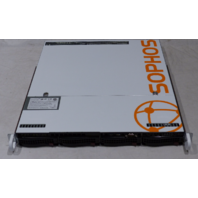 SOPHOS 815-5 WEB EMAIL WEB PROTECTION APPLIANCE WS1100B SYS-5018R-WR 1* 1TB HDD