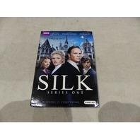SILK: SERIES ONE BBC DVD SET NEW