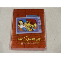 THE SIMPSONS: THE COMPLETE FIFTH SEASON DVD SET NEW