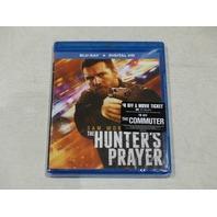 THE HUNTER'S PRAYER BLU-RAY+DIGITAL HD NEW W/OUT SLIPCOVER