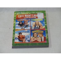 LATE NIGHT LAUGHS 4-FILM COLLECTION 1990S BEST OF THE DECADE NEW W/ SLIPCOVER