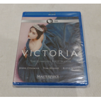 VICTORIA: THE COMPLETE FIRST SEASON (SEASON 1) BLU-RAY NEW / SEALED