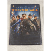 THE GREAT WALL DVD NEW