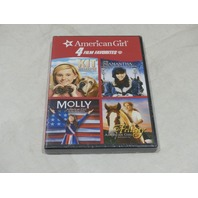 AMERICAN GIRL 4 FILM FAVORITES DVD NEW