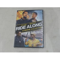 RIDE ALONG 2-MOVIE COLLECTION DVD SET NEW / SEALED WITHOUT SLIPCOVER