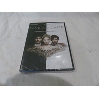 WAR & PEACE DVD THE COMPLETE MINI-SERIES NEW