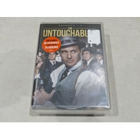 THE UNTOUCHABLES: SEASONS 1-3 DVD SET NEW