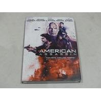 AMERICAN ASSASSIN DVD NEW W/ SLIPCOVER