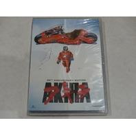 AKIRA 25TH ANNIVERSARY EDITION DVD NEW