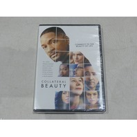 COLLATERAL BEAUTY DVD NEW / SEALED WITHOUT SLIPCOVER