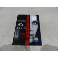 THE GIRL ON THE TRAIN DVD NEW WITH SLIPCOVER