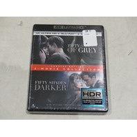 FIFTY SHADES OF GREY TWO MOVIE COLLECTION FIFTY SHADES DARKER UNRATED EDITION 4K