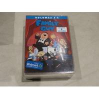 FAMILY GUY VOLUMES 5-8 DVD NEW