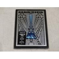 RAMMSTEIN: PARIS STANDARD EDITION DVD NEW