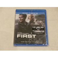 FIRST KILL BLU-RAY+DIGITAL HD NEW W/OUT SLIPCOVER