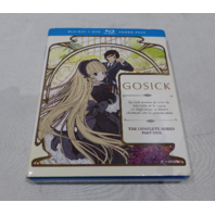 GOSICK: THE COMPLETE SERIES PART ONE BLU-RAY+DVD+ COMBO PACK NEW / SEALED