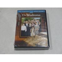 THE WALTONS THE COMPLETE THIRD SEASON (SEASON 3) DVD NEW