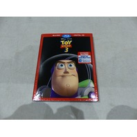 TOY STORY 3 BLU-RAY+DIGITAL HD NEW WITH SLIPCOVER