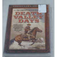 DEATH VALLEY DAYS: THE COMPLETE SECOND SEASON COLLECTOR'S EDITION DVD SET NEW