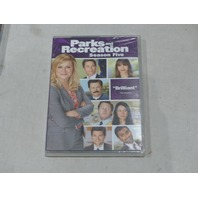 PARKS AND RECREATION SEASON FIVE DVD NEW