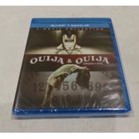 OUIJA AND OUIJA: ORIGIN OF EVIL BLU-RAY+DIGITAL HD 2 MOVIE COLLECTION NEW