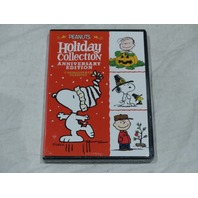 PEANUTS HOLIDAY COLLECTION ANNIVERSARY EDITION 3 REMASTERED CLASSICS DVD NEW