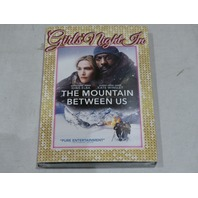 THE MOUNTAIN BETWEEN US DVD + DIGITAL NEW / SEALED WITH SLIPCOVER