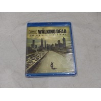 THE WALKING DEAD THE COMPLETE FIRST SEASON (SEASON 1) BLU-RAY NEW