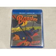 BANSHEE BLU-RAY + DIGITAL HD NEW