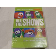 VEGGIE TALES: ALL THE SHOWS VOLUME ONE 1993-1999 DVD SET NEW