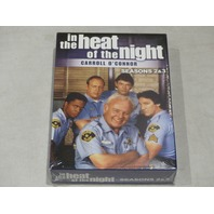 IN THE HEAT OF THE NIGHT: SEASONS 2 & 3 DVD SET NEW
