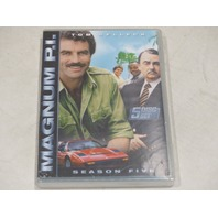 MAGNUM P.I. SEASON FIVE DVD SET NEW