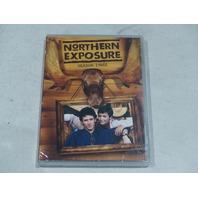 NORTHERN EXPOSURE: SEASON THREE DVD SET NEW