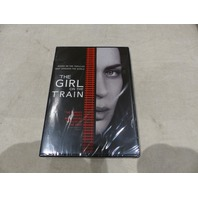 THE GIRL ON THE TRAIN DVD NEW WITHOUT SLIPCOVER