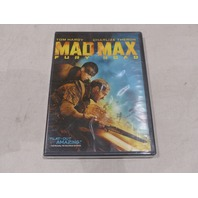 MAD MAX: FURY ROAD DVD NEW / SEALED WITHOUT SLIPCOVER
